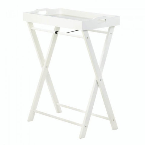 Cozy Folding Tray Table - F. W. Woolworth Co. Online Store