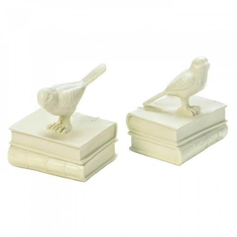 Songbirds Bookends - F. W. Woolworth Co. Online Store