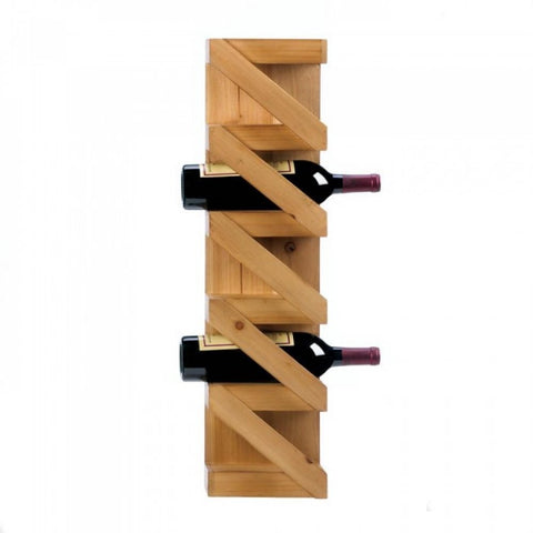 Zig Zag Wine Bottle Holder - F. W. Woolworth Co. Online Store