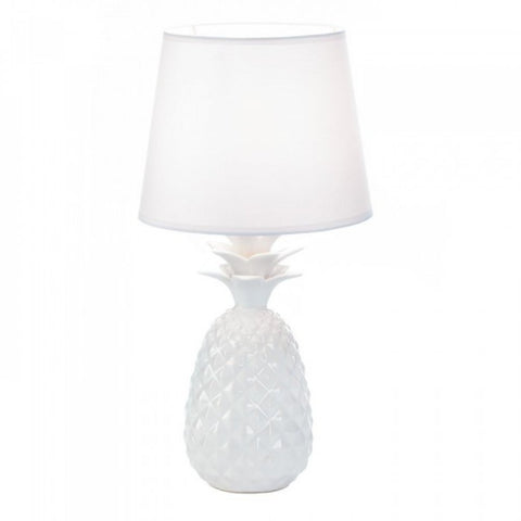Pineapple Table Lamp - F. W. Woolworth Co. Online Store