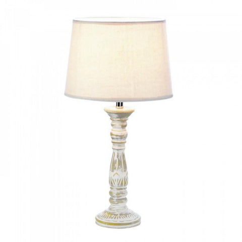 Antique Finished Table Lamp - F. W. Woolworth Co. Online Store