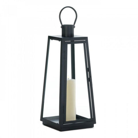 Large Black Exploration Lantern - F. W. Woolworth Co. Online Store