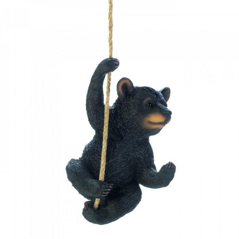 Hanging Black Bear Decor - F. W. Woolworth Co. Online Store