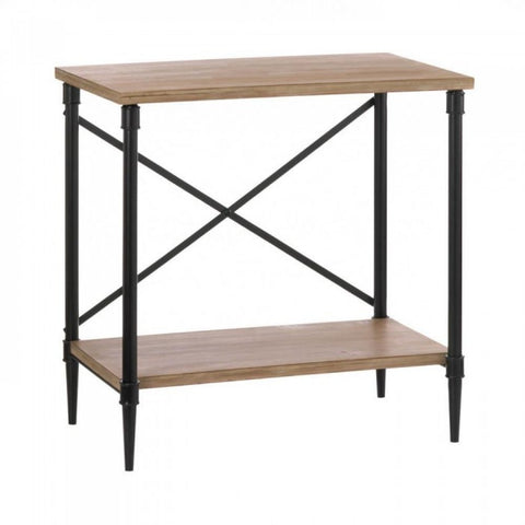 Industrial Style Console Table - F. W. Woolworth Co. Online Store