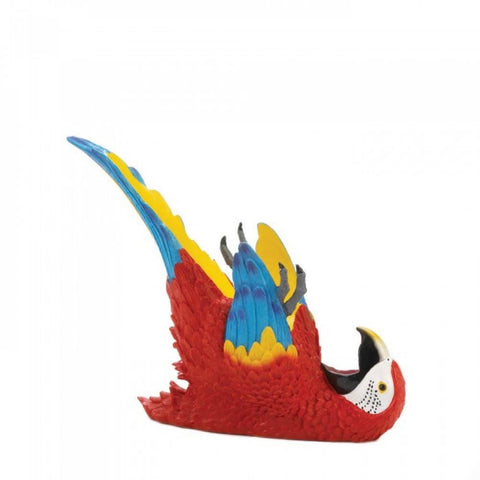 Colorful Parrot Wine Holder - F. W. Woolworth Co. Online Store