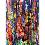 Abstract Forest : Alcohol Ink Painting
