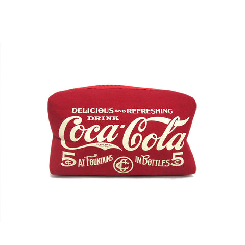 Coca-Cola Cosmetics & Travel Case