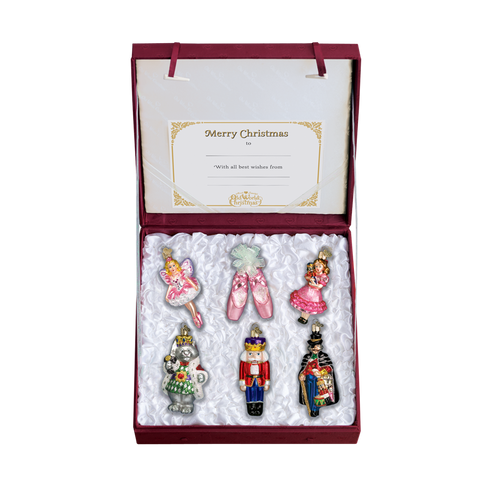 Nutcracker Suite Ornament Collection - F. W. Woolworth Co. Online Store