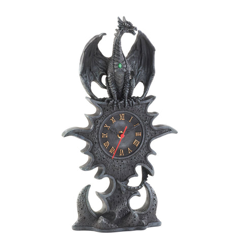 Winged Dragon Clock - F. W. Woolworth Co. Online Store