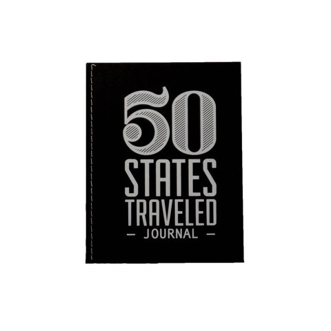 50 States Traveled Journal - F. W. Woolworth Co. Online Store