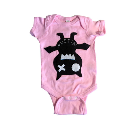 Keep Austin Weird! Baby Bodysuit - We Love Texas! - F. W. Woolworth Co. Online Store