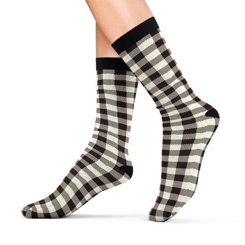 Winter Plaid Socks - F. W. Woolworth Co. Online Store