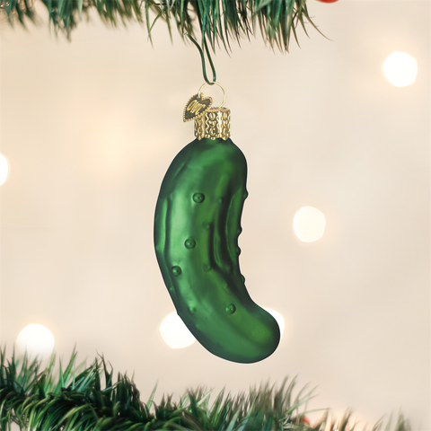Pickle Ornament - F. W. Woolworth Co. Online Store