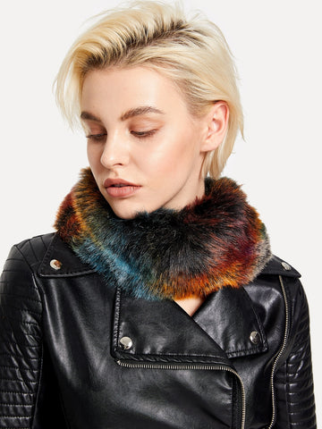 Faux Fur Infinity Scarf - F. W. Woolworth Co. Online Store