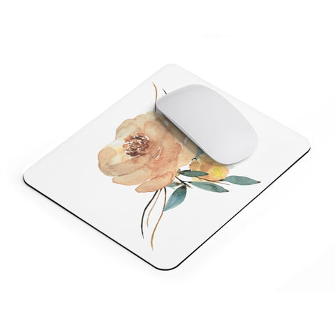 Watercolor Floral Mousepad