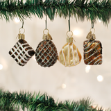 Assorted Chocolates Tree Ornaments