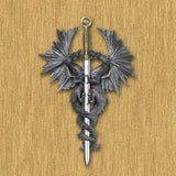 Dragon Dagger Wall Plaque - F. W. Woolworth Co. Online Store