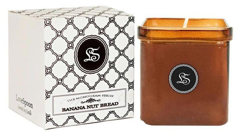 BANANA NUT BREAD SOY CANDLE