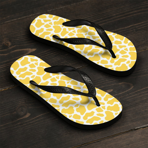 Sunny Cow Unisex Flip-Flops - F. W. Woolworth Co. Online Store