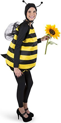 Adult Halloween Costumes - Bee Costume - F. W. Woolworth Co. Online Store
