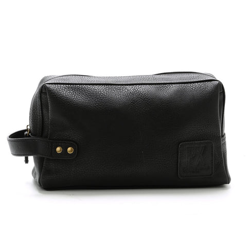 Fletcher Vegan Leather Dopp Kit - F. W. Woolworth Co. Online Store