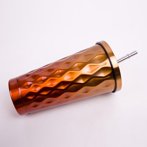 Colorful Geometric Stainless Steel Tumbler - F. W. Woolworth Co. Online Store