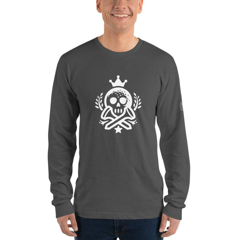 Tees & Bones - Long Sleeve T-Shirt