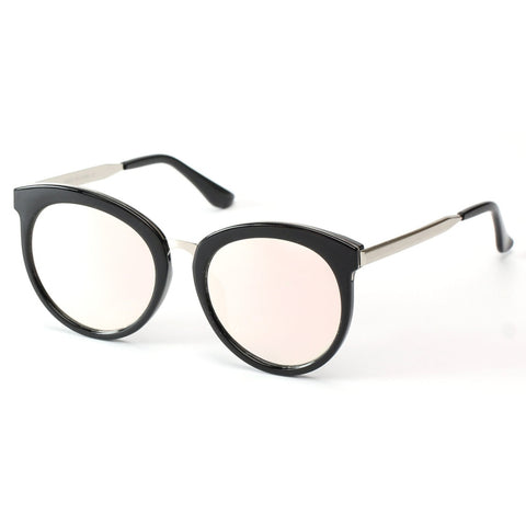 Vintage Round Horned Rim Sunglasses - F. W. Woolworth Co. Online Store