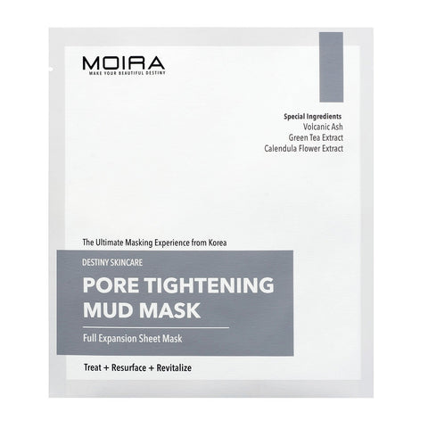MOIRA Pore Tightening Mud Mask