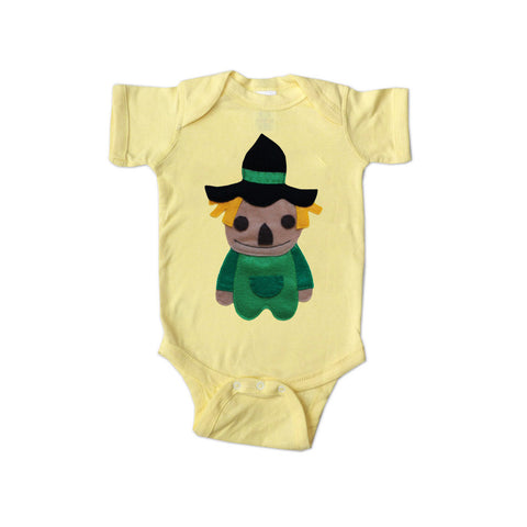 Scarecrow -The Wonderful Wizard of Oz - Baby Onesie - F. W. Woolworth Co. Online Store