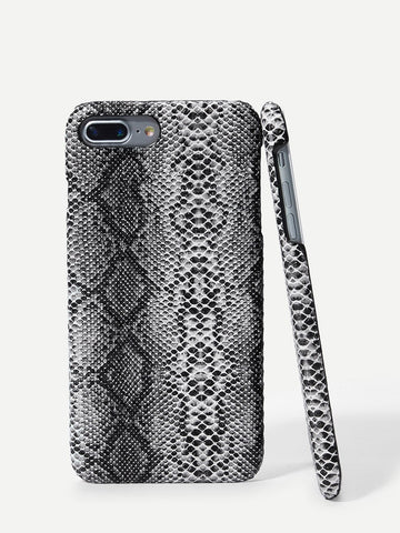 Snakeskin Pattern iPhone Case - F. W. Woolworth Co. Online Store