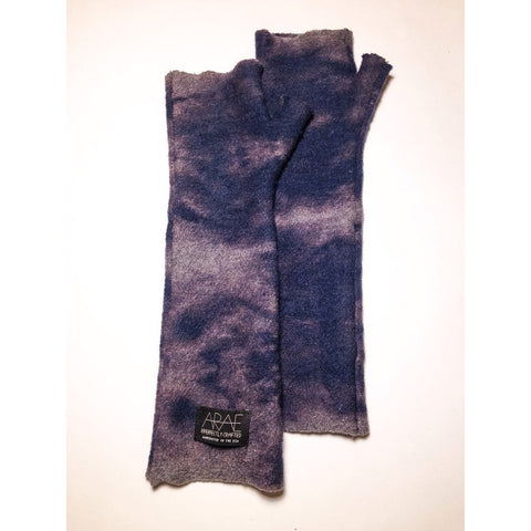 Mod Long Fingerless // Indigo - F. W. Woolworth Co. Online Store