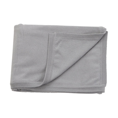 Cotton Cashmere grey blanket - F. W. Woolworth Co. Online Store