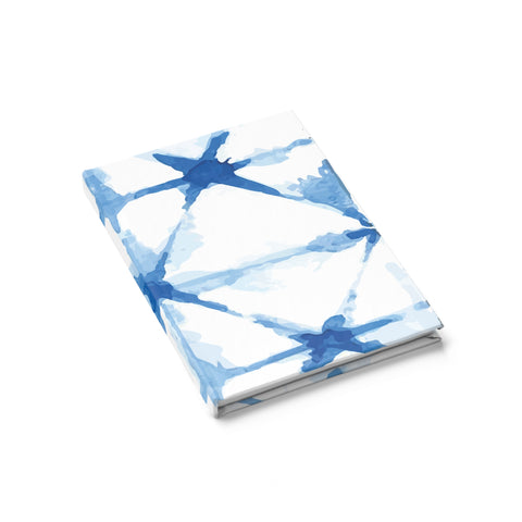 Shibori Print Notebook - Lined - F. W. Woolworth Co. Online Store