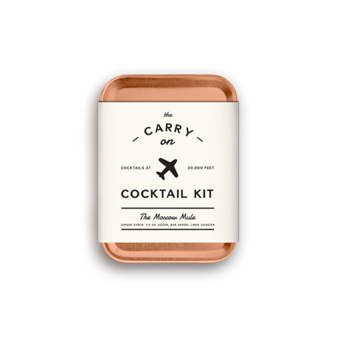 The Moscow Mule Carry-On Cocktail Kit - F. W. Woolworth Co. Online Store