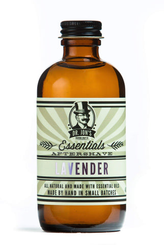 Dr. Jon's Essentials Lavender Aftershave Tonic