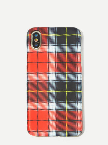 Tartan Plaid iPhone Case