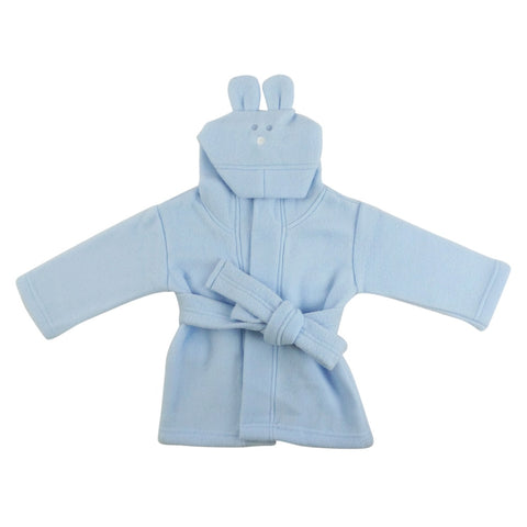 Bambini Fleece Robe With Hoodie - F. W. Woolworth Co. Online Store