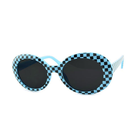 Cher Checkered Sunglasses - F. W. Woolworth Co. Online Store