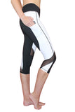 Black and White - Pocket Capri - F. W. Woolworth Co. Online Store