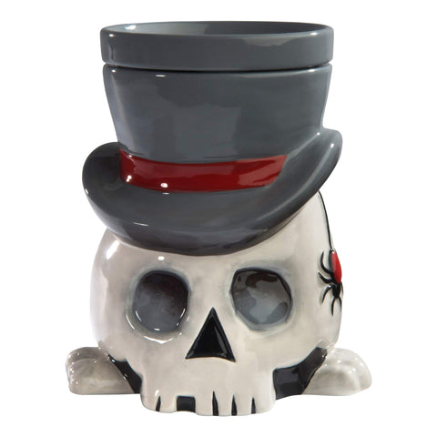 The Undertaker Horror Style Wax Warmer for Wax Melt Candles - F. W. Woolworth Co. Online Store