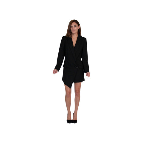 MULTI-WEAR ARIA ASYMMETRIC TUXEDO BLAZER/DRESS - F. W. Woolworth Co. Online Store