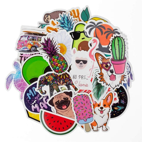 Stickers Variety Pack - Vinyl