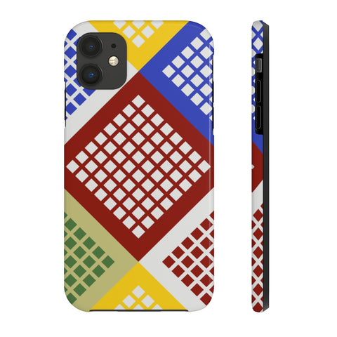 Hip Square Case Mate Tough Phone Case