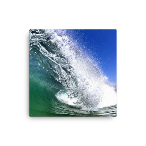 CoastalLife Swell on Canvas