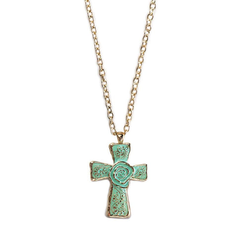 The Cross Necklace - F. W. Woolworth Co. Online Store