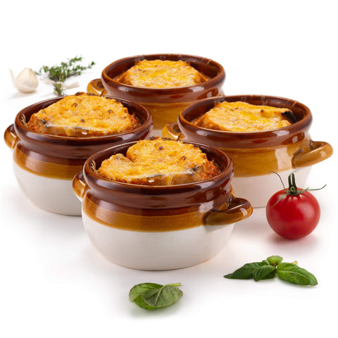 French Onion Soup Crocks 18oz - F. W. Woolworth Co. Online Store