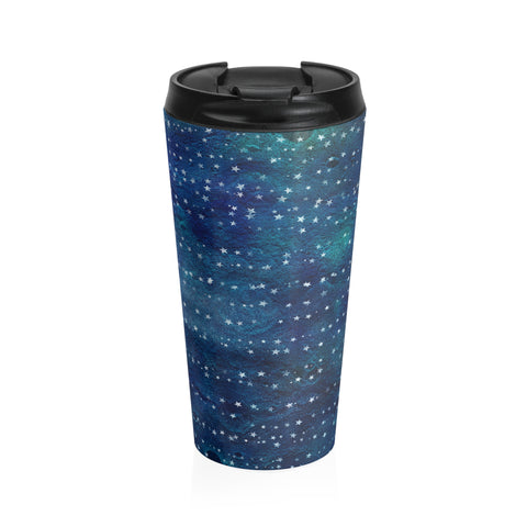 Starry Skies Travel Mug - F. W. Woolworth Co. Online Store