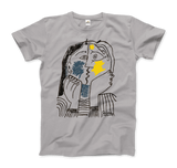 Pablo Picasso the Kiss 1979 Artwork T-Shirt