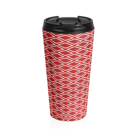 Woolworth Diamonds Travel Mug - F. W. Woolworth Co. Online Store